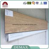Plancher de vinyle du système PVC de cliquetis dans la planche