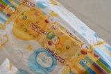 Säuglingswindel mit Drucken-Blatt durch Factory