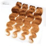 100%の人間の毛髪の拡張7Aバージンのブラジル人の毛
