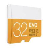 Samsungのためのアダプターが付いている32GBクラス10マイクロSDHCのカード