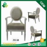 Parte posteriore rotonda elegante che pranza presidenza per la stanza di seduta in faggio (ZSC-68)