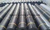 Film imperméable à l'eau de membrane de HDPE de qualité pour l'ingénierie hydraulique/fleuve