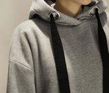 Отдых OEM выполненный на заказ дешевый Средств-Длинний тип с капюшоном свитер