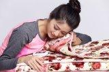 Far-infrared одеяло фланели топления