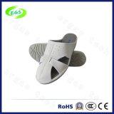Poussoir de pièce propre de SPU de lieu de travail/chaussures, poussoir de PVC de DÉCHARGE ÉLECTROSTATIQUE