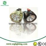 lâmpada explosiva e impermeável do diodo emissor de luz 1W do mineiro de tampão