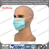 Medizinische nicht gesponnene Prozedur Earloop Wegwerfgesichtsmaske