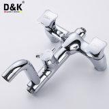 Schönes Entwurfs-Qualitäts-Messingchrom überzogener Badezimmer-Regen-Dusche-Mischer-Hahn