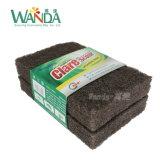 Qualitätbrown-Fußboden-Reinigung bearbeitet Fußboden-Wäscher-Auflage
