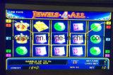Máquina y juegos calientes del casino de la ranura del programa de los centenares del reparto de Guangzhou