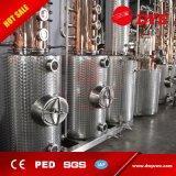 Wodka, Whisky, Weinbrand, Rum-Brennerei-Kupfer-Destillation-Gerät