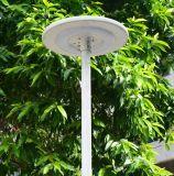20W luz solar del paisaje del jardín del UFO LED