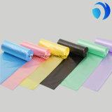 HDPE 졸작 색깔 롤에 인쇄하는 플라스틱 서류 봉투 관례