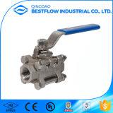Valvole a sfera calde del acciaio al carbonio di vendita 2000wog 1PC/2PC/3PC