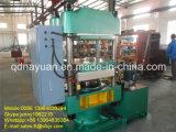 imprensa Vulcanizing da placa 100t, tipo Vulcanizer da coluna da placa (XLB-600X600)