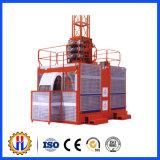Строительный подъемник подъема Sc200/2ton пассажира конструкции