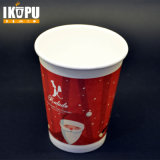 Taza de papel 12oz 360ml con la tapa