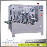 Precio rotatorio de la empaquetadora de los pulsos automáticos con el pesador de la verificación