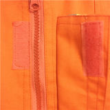 Workwear especial del paño de los juegos anaranjados de los pantalones vaqueros 150g para los hombres