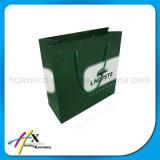 カスタムロゴの普及したアートペーパーのギフトの包装袋