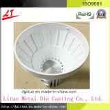 La lega di alluminio della fabbrica della Cina il corpo dell'alloggiamento di illuminazione della pressofusione LED