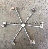 Брызга металла обеззараживанием Ilot сопло горячего роторное для земледелия Contral бича