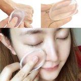 Soplos de polvo del maquillaje del silicón