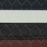 Haltbares PU-Raute-Muster-Leder für Handtaschen (C399)