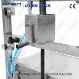 Freie stehende externe Vakuumkarten-Verpackungsmaschine (DZ-600L)