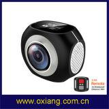 Pano360はカメラレンズのWiFiのスポーツの処置の二倍になる