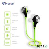 Auriculares estéreos vendedores calientes 2016 de Sweatproof del receptor de cabeza de Bluetooth del deporte de los auriculares sin hilos del Amazonas