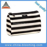 Fashion Polyester Makeup Pouch Organizer Cosmetic Toiletry Bag