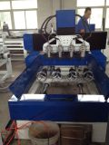 Machine de gravure en bois de commande numérique par ordinateur de fléau d'escaliers