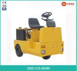 Конкурентоспособная цена 7 трактор кудели средства 3-Wheel тонны электрический