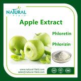 100%のApple自然なプラントエキスのAppleのエキスまたはポリフェノールまたはPhloretinの&Phloridzin CAS: 60-81-1