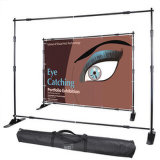 Impression graphique vive Personnalisé Portable Photo Backdrop Stand