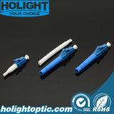 Azzurro di fibra ottica 0.9mm di LC MP del connettore 2.0mm e 3.0mm