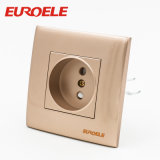 Boa qualidade Cor do ouro PC Bell Door Bell Switch