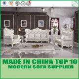 ヨーロッパ式の本革の部門別のソファーの家具