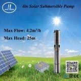 4 Zoll versenkbare Gleichstrom-Pumpe, Sonnenenergie-Pumpe