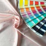 Tissu en satin spandex 30d + 30d + 30d pour lingerie et sous-vêtements lisse