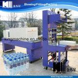 Máquina de embalagem do envoltório do frasco de vidro