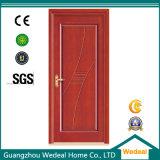 Дверь Китая деревянная нутряная Prehung для американского оптовика
