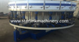 Máquina Full-Automatic de la inyección de los zapatos rotatorios del color PVC/TPR de Starlink/Xingzhong sola