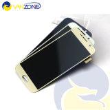 Оптовая первоначально индикация LCD для экрана галактики S6 LCD Samsung, замены экрана касания для галактики S6 Samsung