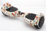 Vespa eléctrica Hoverboard de la rueda del doble de la venta al por mayor de la fuente de la fábrica