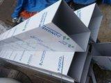 Maquinaria plástica de dobramento de dobra automática da placa na venda