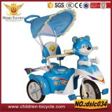 La sicurezza all'ingrosso scherza il triciclo di /Baby con la barra della maniglia