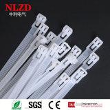 Кабель свободно образцов многоразовый Nylon связывает связи провода Multi размеров Китая многоразовые пластичные оптом