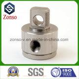 De aangepaste Vervangstukken CNC die van het Aluminium van het Roestvrij staal van de Precisie voor Machines machinaal bewerken